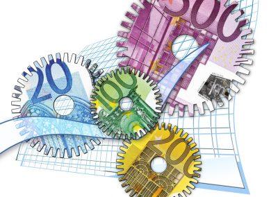 Amélioration du bilan financier